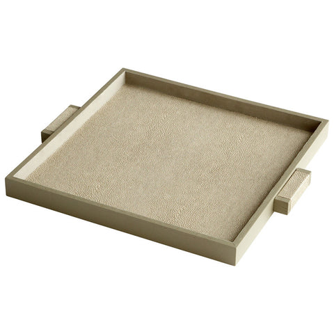 Chez Roulez - Containers and Trays - Cyan Designs - Brooklyn Tray - Medium