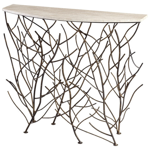 Woodland Console Table - Chez Roulez - Consoles - Cyan Designs