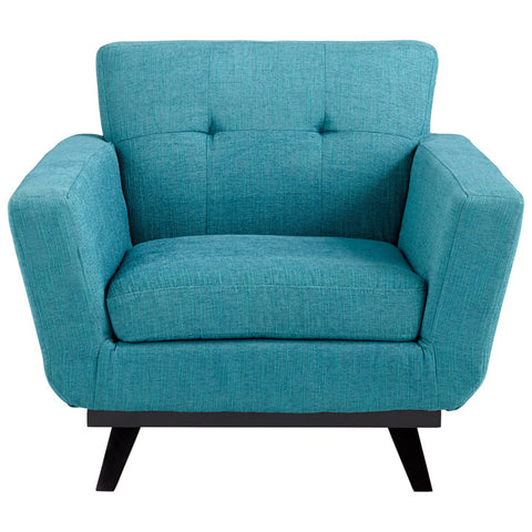 Chez Roulez - Seating - Cyan Designs - Chairman of the Blues Chair - 1