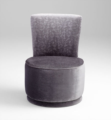 Apostrophe Chair - Silver