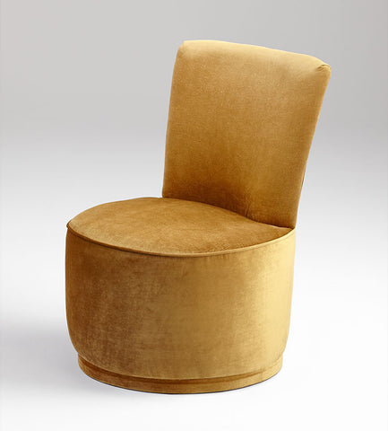 Apostrophe Chair - Gold