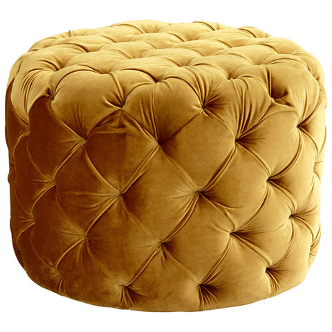 Chez Roulez - Seating - Cyan Designs - Miss Muffet Ottoman