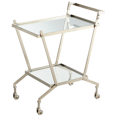 Carrello Bar Cart - Chez Roulez - Wine Carts and Cabinets - Cyan Designs