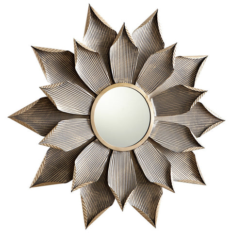 Blossom Mirror - Large - Chez Roulez - Mirrors - Cyan Designs