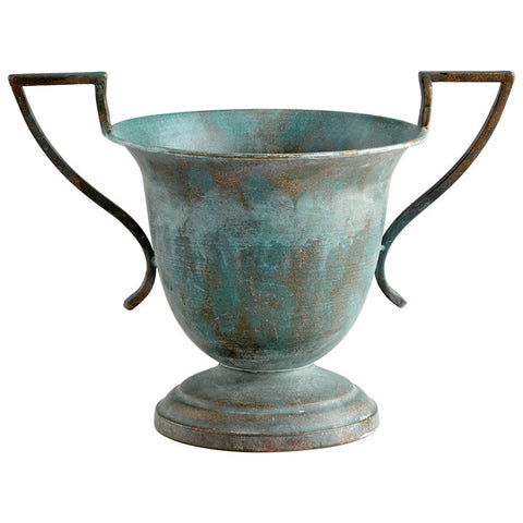 Garland Planter - Chez Roulez - Vases, Planters and Urns - Cyan Designs