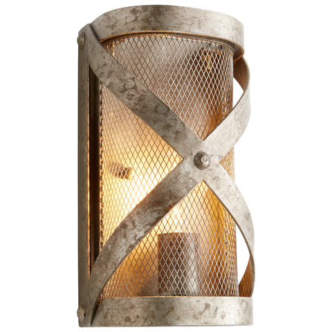 Chez Roulez - Lighting - Cyan Designs - Byzantine Wall Sconce