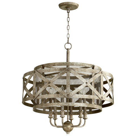 Chez Roulez - Lighting - Cyan Designs - Byzantine Pendant