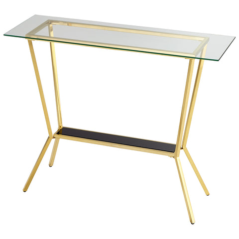 Chez Roulez - Consoles - Cyan Designs - Arabella Console Table - Gold