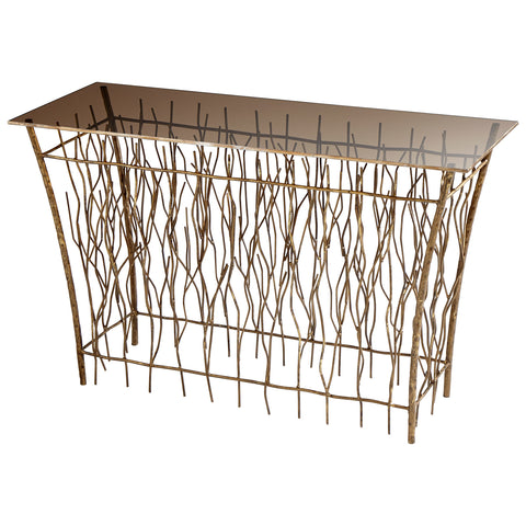 Chez Roulez - Tables - Cyan Designs - Brittany Branch Console Table