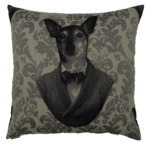 Baby Dog Throw Pillow