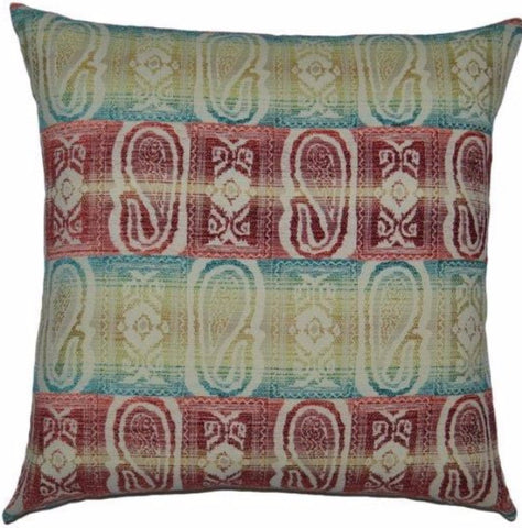 Allegory -Multi Throw Pillow