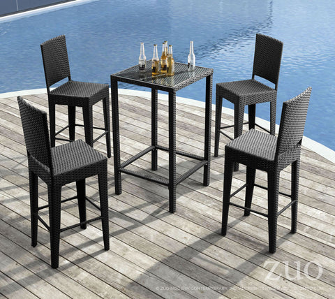 ANGUILLA BAR CHAIR  - Set of TWO chairs