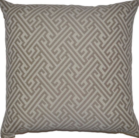 "Amazed - Dune Outdoor 22"" Square Throw Pillow"