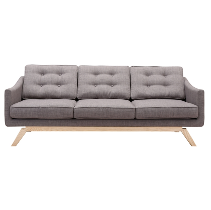 Barsona Sofa - Gray
