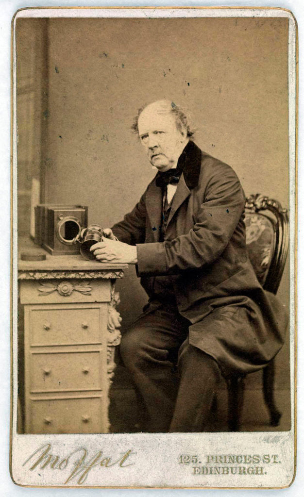 Happy Birthday William Henry Fox Talbot