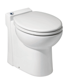 Saniflo SaniCompact 48 One piece Toilet with Macerating built into base - 023
