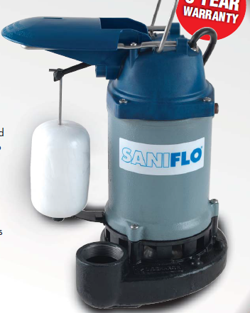 Saniflo Sump Pump - 045