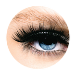 Eyelash Extensions: Glam