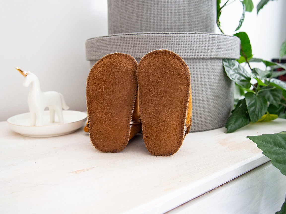 Real Leather Kids' Shoes