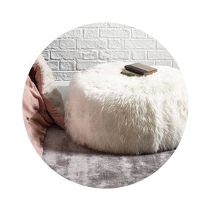Elegant & Luxurious Pouf