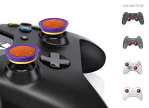 Everybody's a Winner: A Thumb Grip that fits both Xbox and Playstation Controllers
