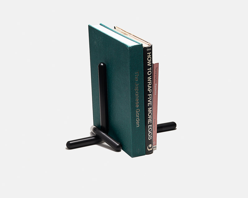 Cal Bookend Black Pair Craighill