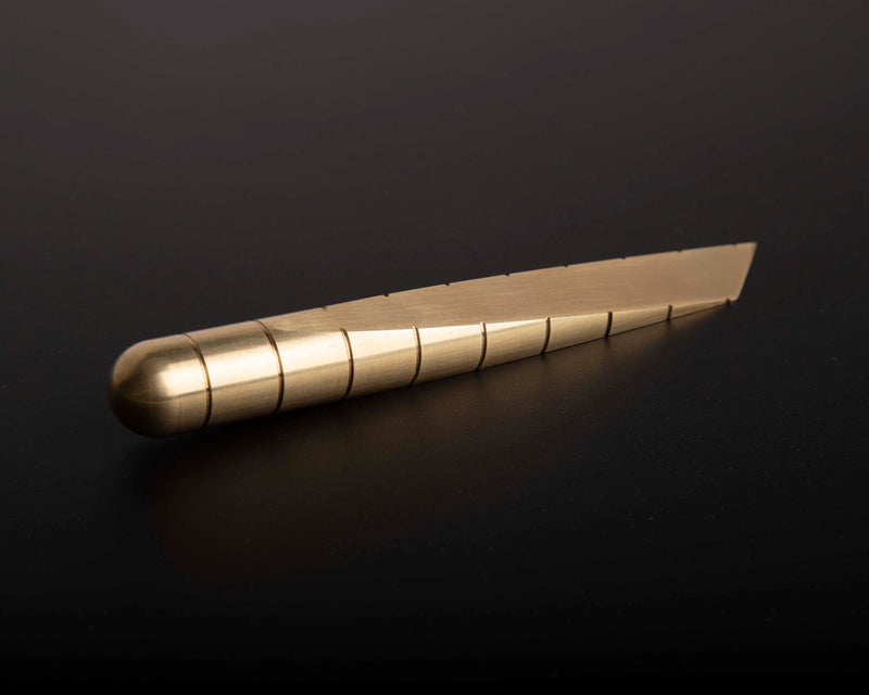 Desk Knife - Brass