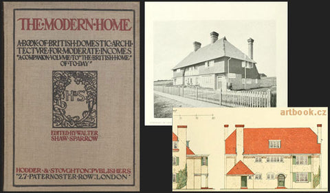 (1906). A Book of British Domestic Architecture for Moderate Incomes. /architektura/