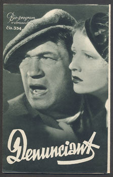1936. Režie: J. Ford. Hrají: H. Angel; P. Foster. /Bio-program /film/