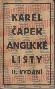 1925. Original wrappers. Design by JOSEF CAPEK.(cover (lino-cut); printer's mark on the title. /jc/