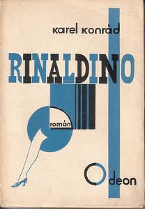 1927. Odeon sv. 26. Original wrappers. Cover design KAREL TEIGE & OTOKAR MRKVICKA.