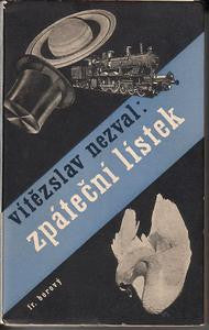 1933. 1. vyd. First edition. Original wrappers. Design by KAREL TEIGE.