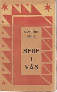 1920. Original covers (lino-cut) designed by JOSEF CAPEK. /jc/