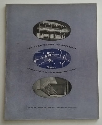 THE ARCHITECTURAL REVIEW. - Volume CIV. No. 619. July 1948.