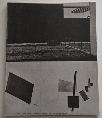 THE ARCHITECTURAL REVIEW. - Volume CV. No. 628. April 1949.