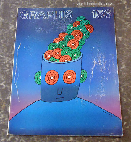 Graphis. No. 156. (Volume 27) - 1971.