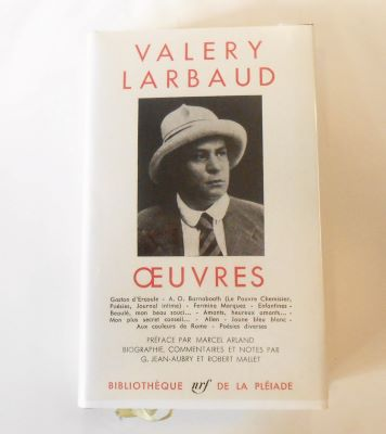 Larbaud, Valery. Oeuvres. - 1953.