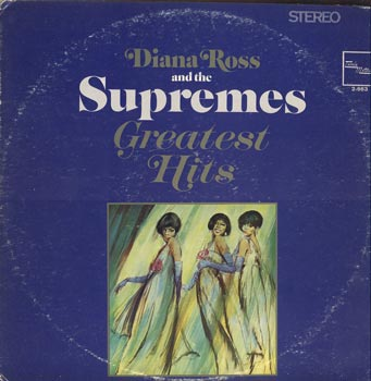 Diana Ross And The Supremes – Greatest Hits