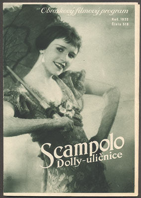 SCAMPOLO DOLLY - ULIČNICE. - 1932