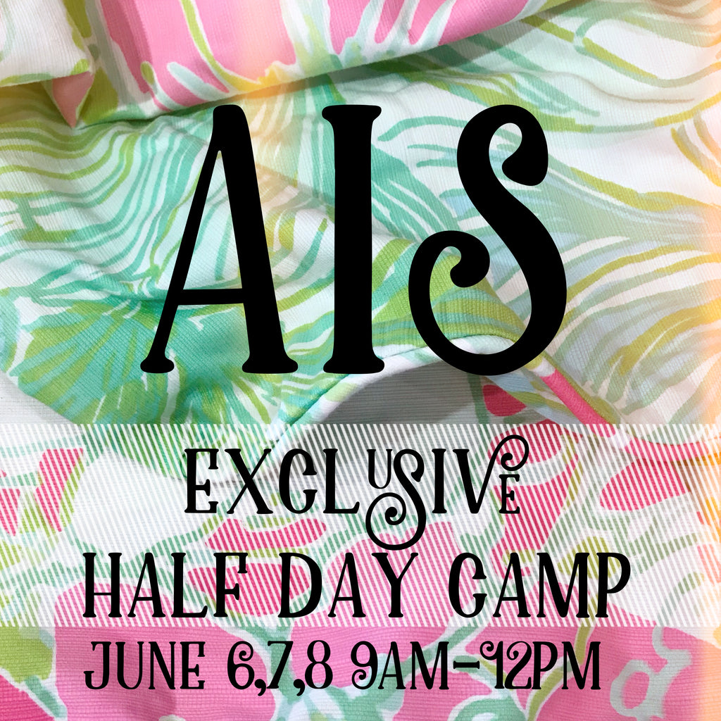 AIS Exclusive Half Day Camp