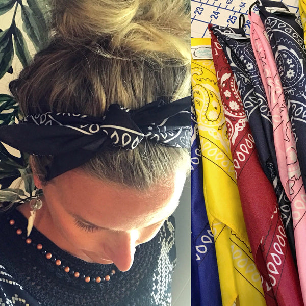 Bandana Headbands