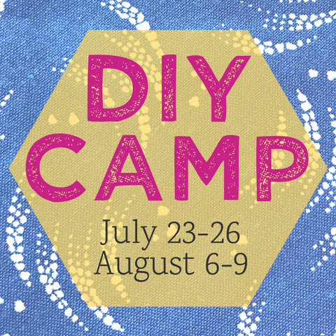 DIY Camp - 4 Day Camp
