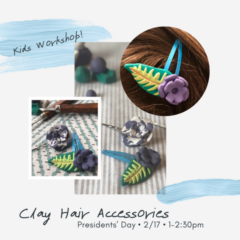 Clay Accessory Workshop