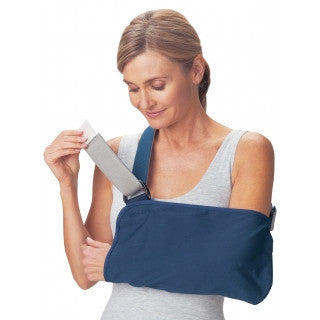 Blue Vogue Arm Sling w/Padded Strap