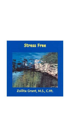 Hypnosis to be Stress Free Digital Download