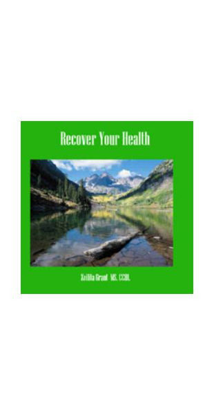 Hypnosis to Recover Your Health Digital Download