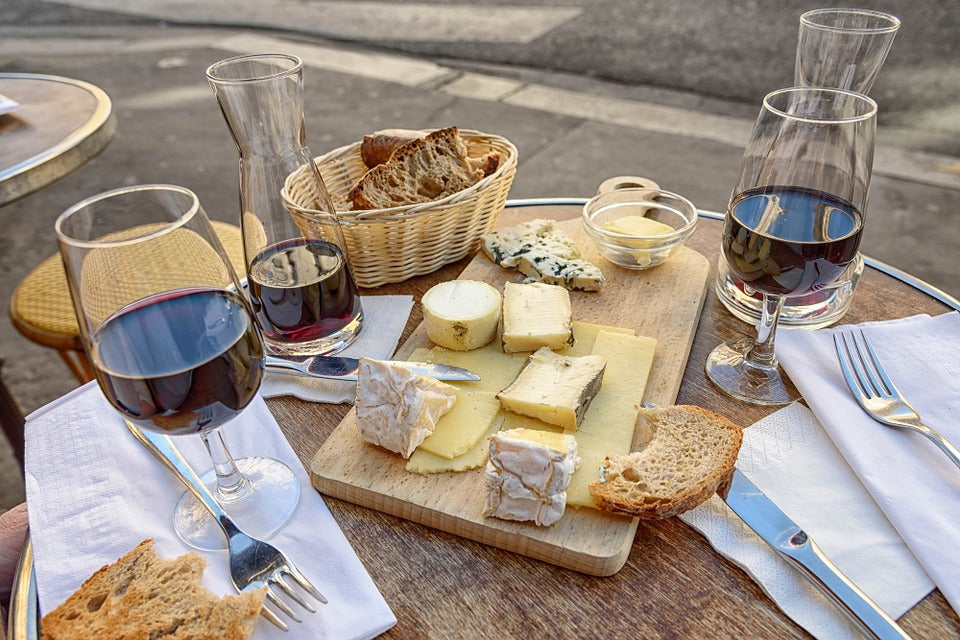 Virtual Cheese and Wine Tasting Features Vermont Farmstead Cheese