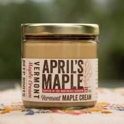 April's Maple (AM) Vermont Maple Cream
