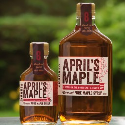 April's Maple Flask (AM)