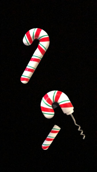 Candy Cane Corkscrew